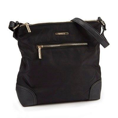 Roots Women's ROOTS73 R4822 black north south crossbody
