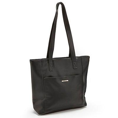 Roots Women's ROOTS73 R4850 black large satchel