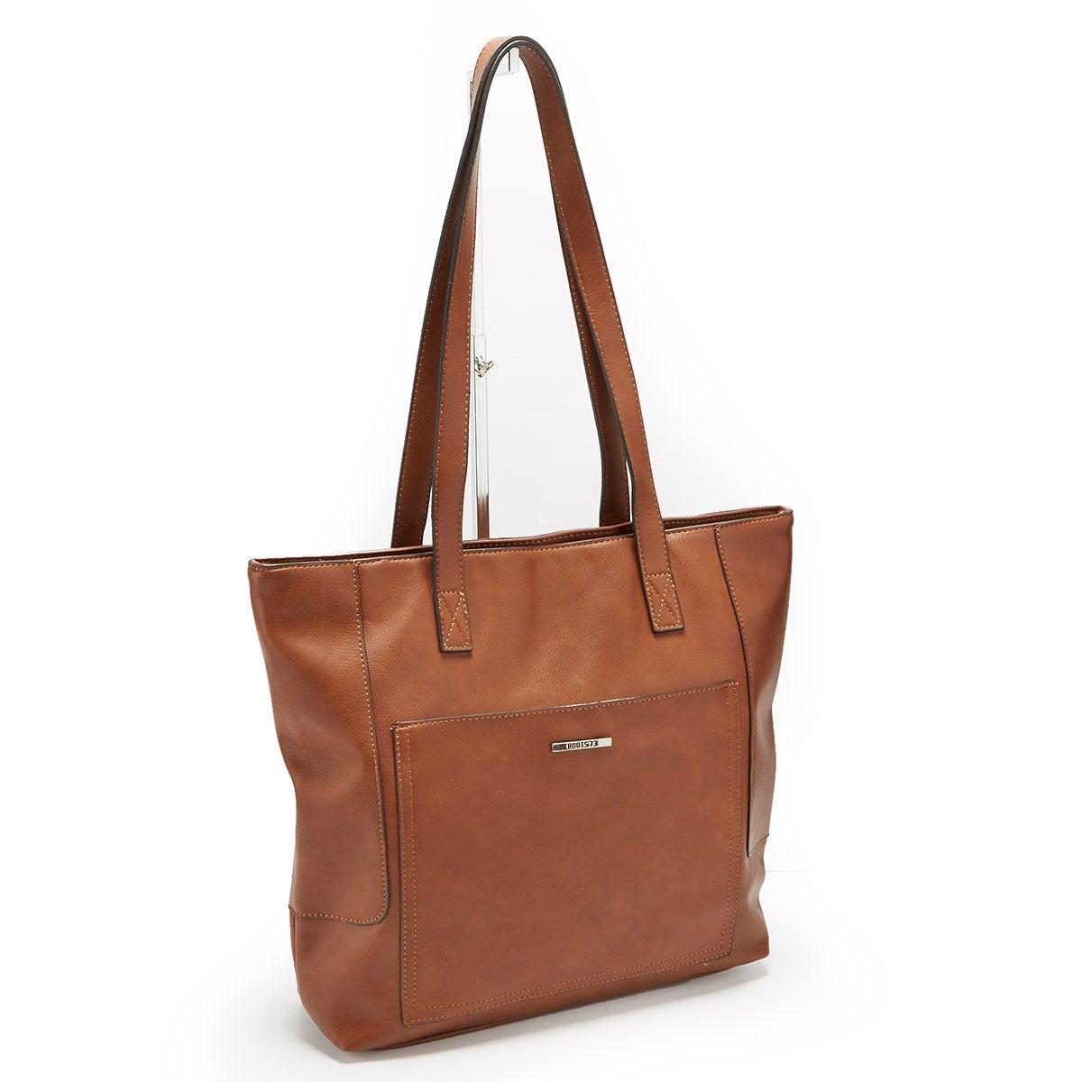 Lds Roots73 cgnc large top zip satchel