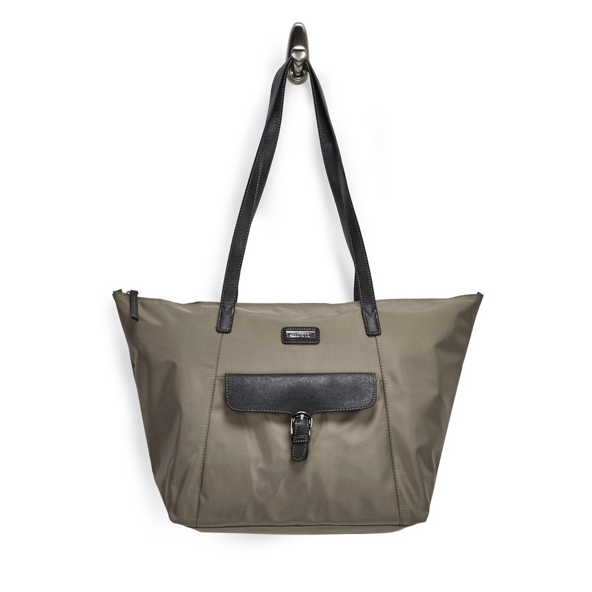 Lds Roots73 khaki 2 in 1 tote bag