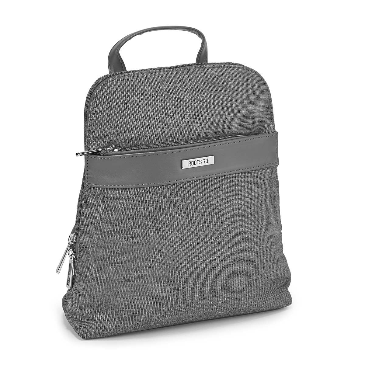 Women's R5096 Roots73 grey backpack