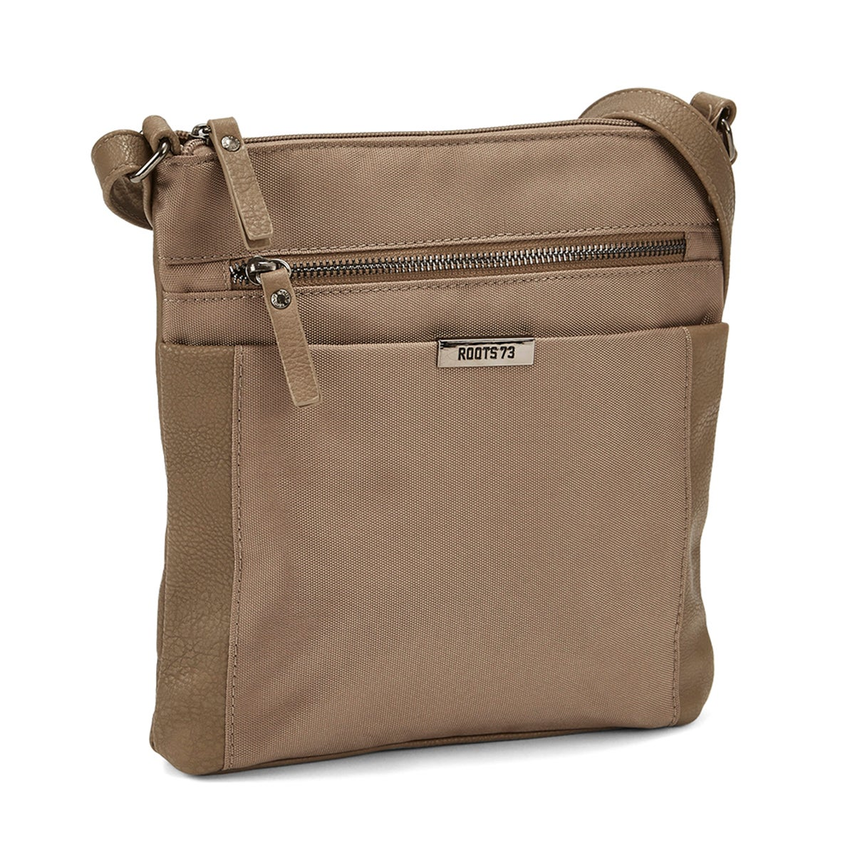 Women's R5134 taupe north south crossbody bag