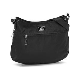 Roots Women's R5138 black crossbody bag