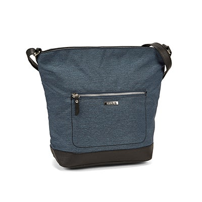 Roots Sac besace Roots73 R5159, denim, femmes