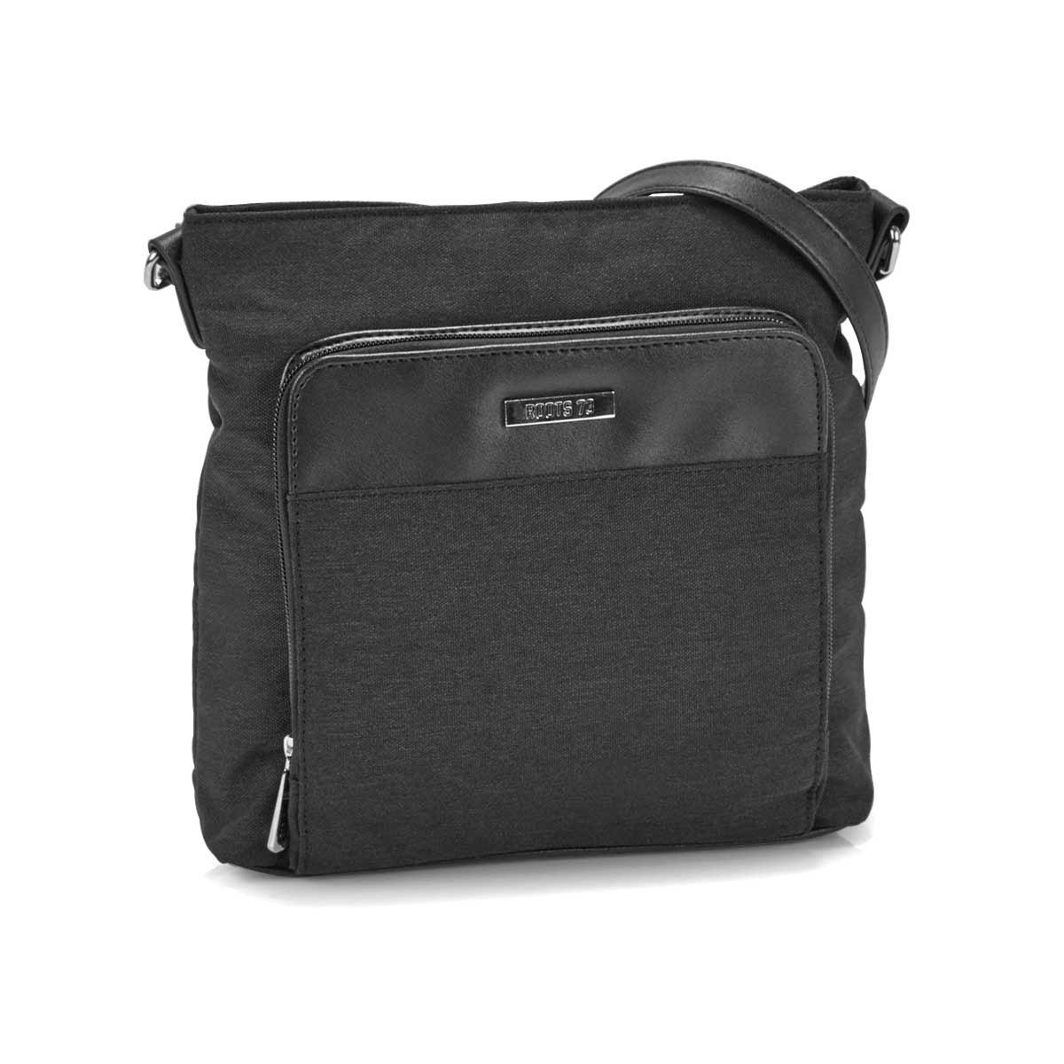 Women's R5184 black crossbody bag