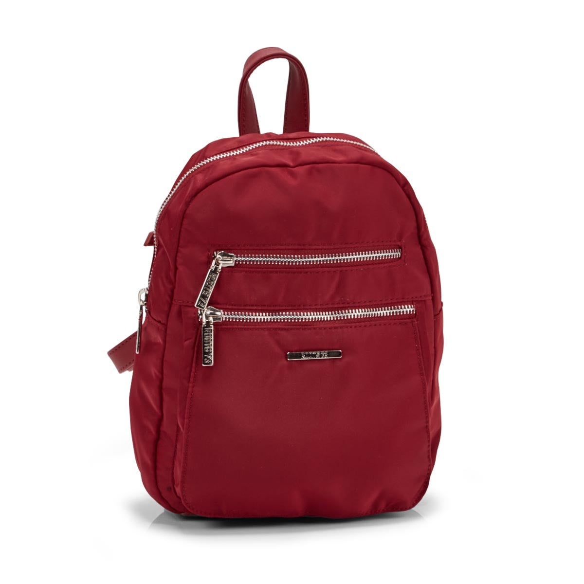 Women's R5191 red mini backpack
