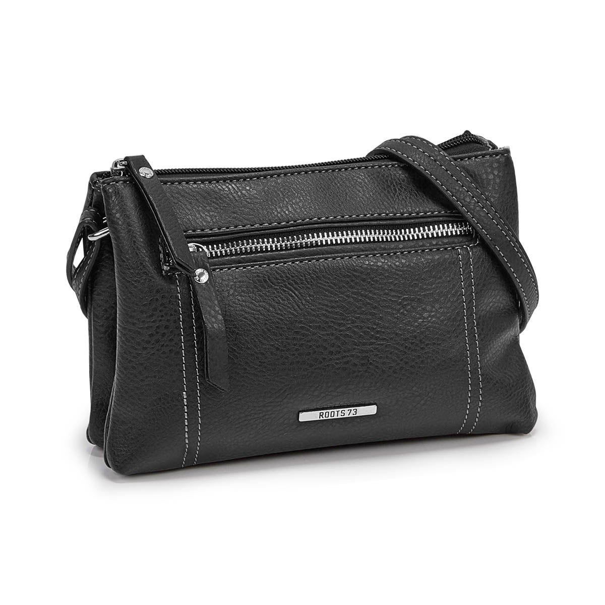 Women's R5196 black mini cross body bag