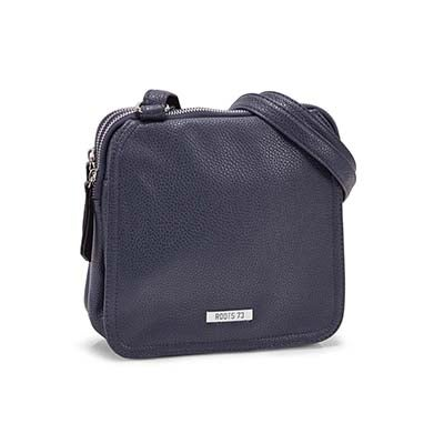 Roots Women's R5201 navy crossbody bag