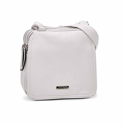 Roots Women's R5201 white crossbody bag