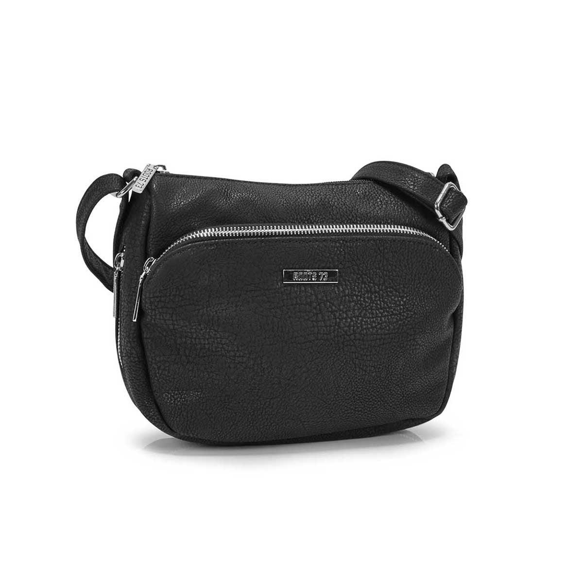 Women's R5209 black crossbody bag