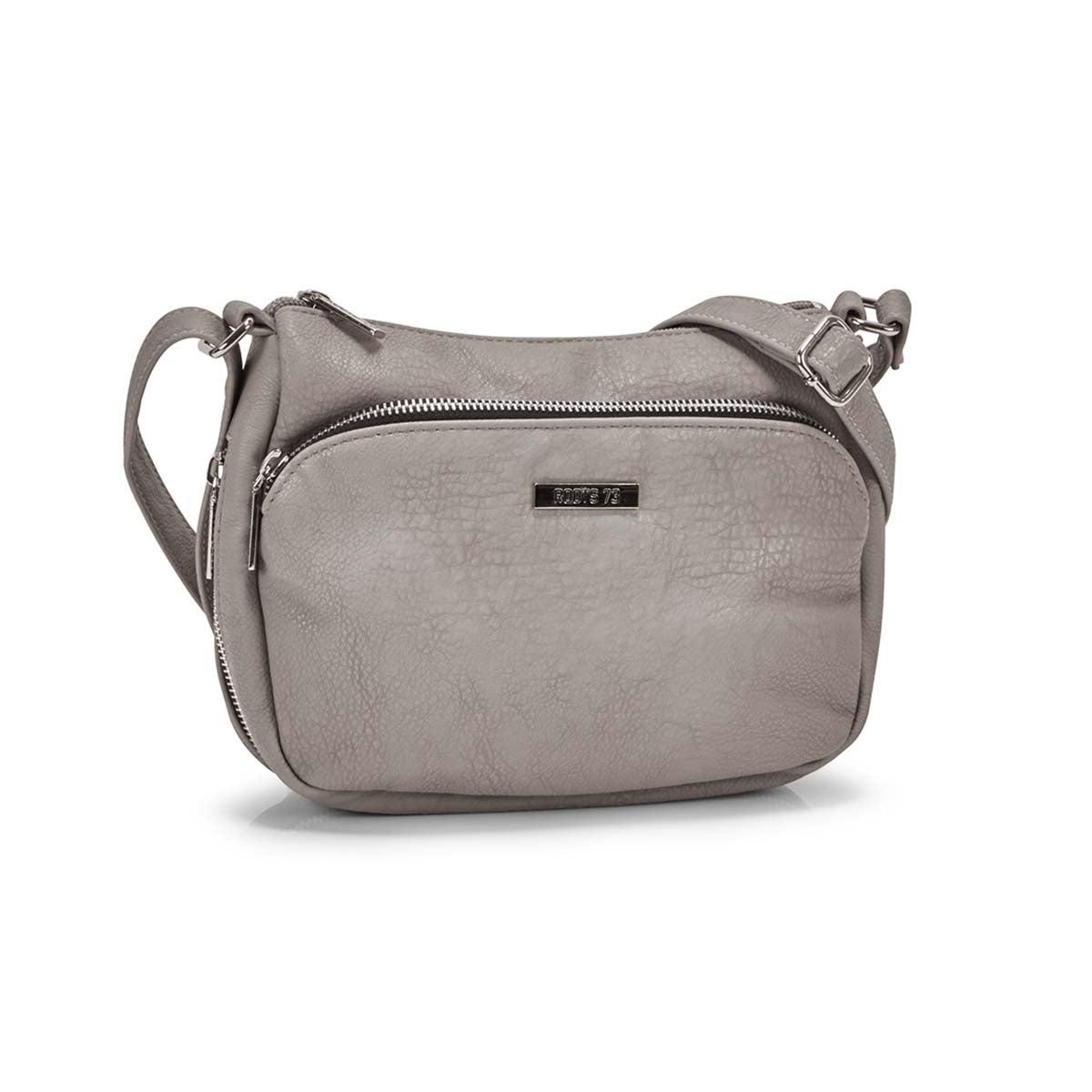 Women's R5209 grey crossbody bag