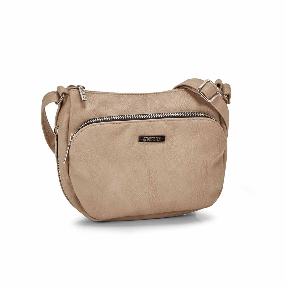 Women's R5209 taupe crossbody bag