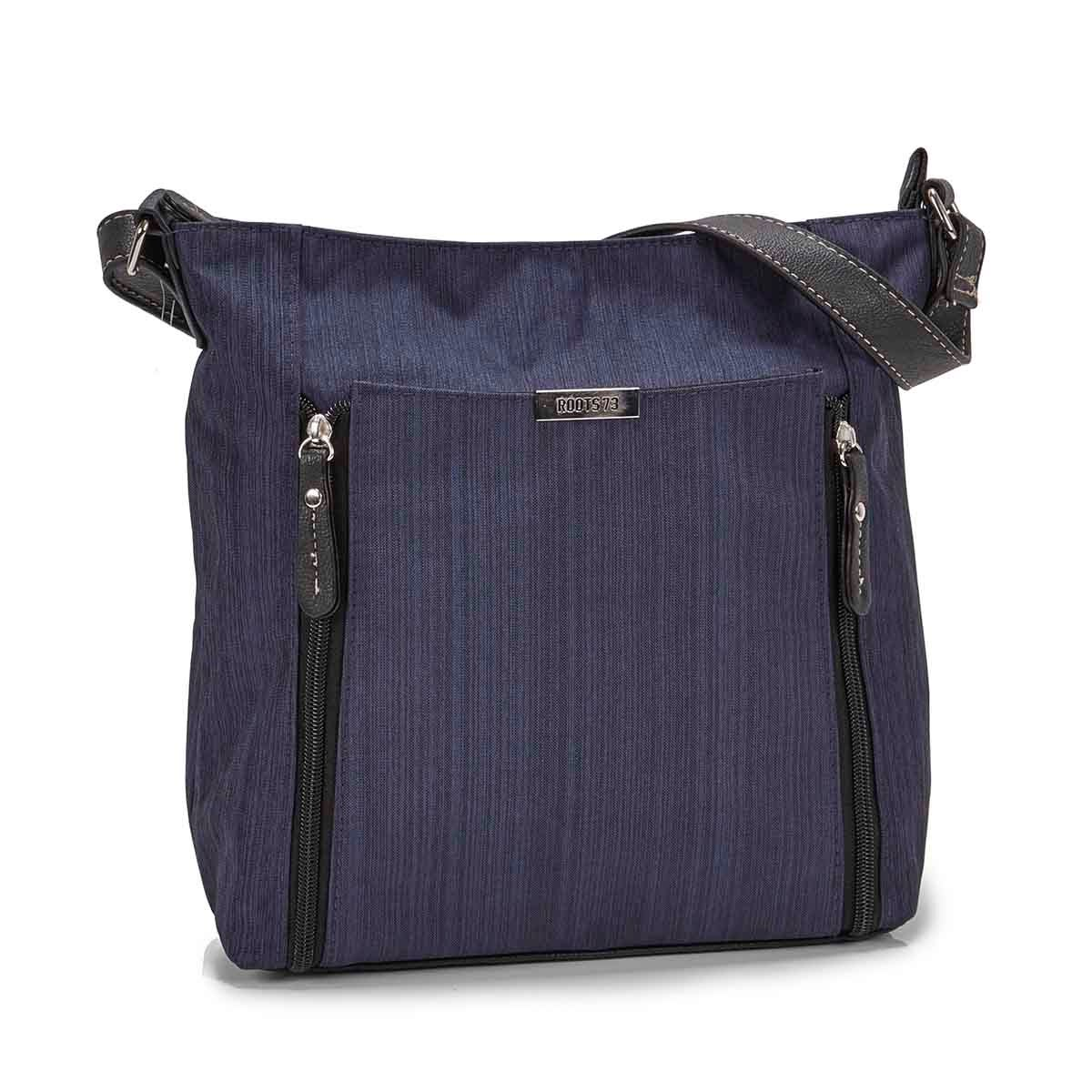 Women's R5239 navy  crossbody