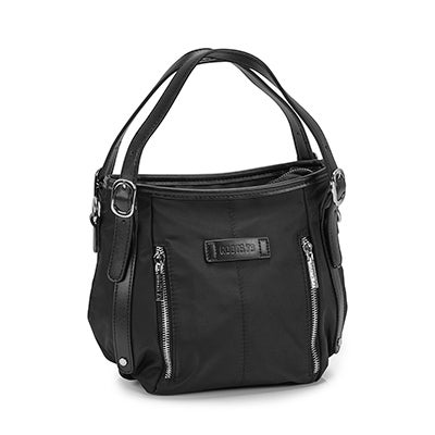 Roots Women's R5298 black small satchel