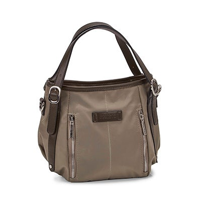 Roots Women's R5298 khaki small satchel