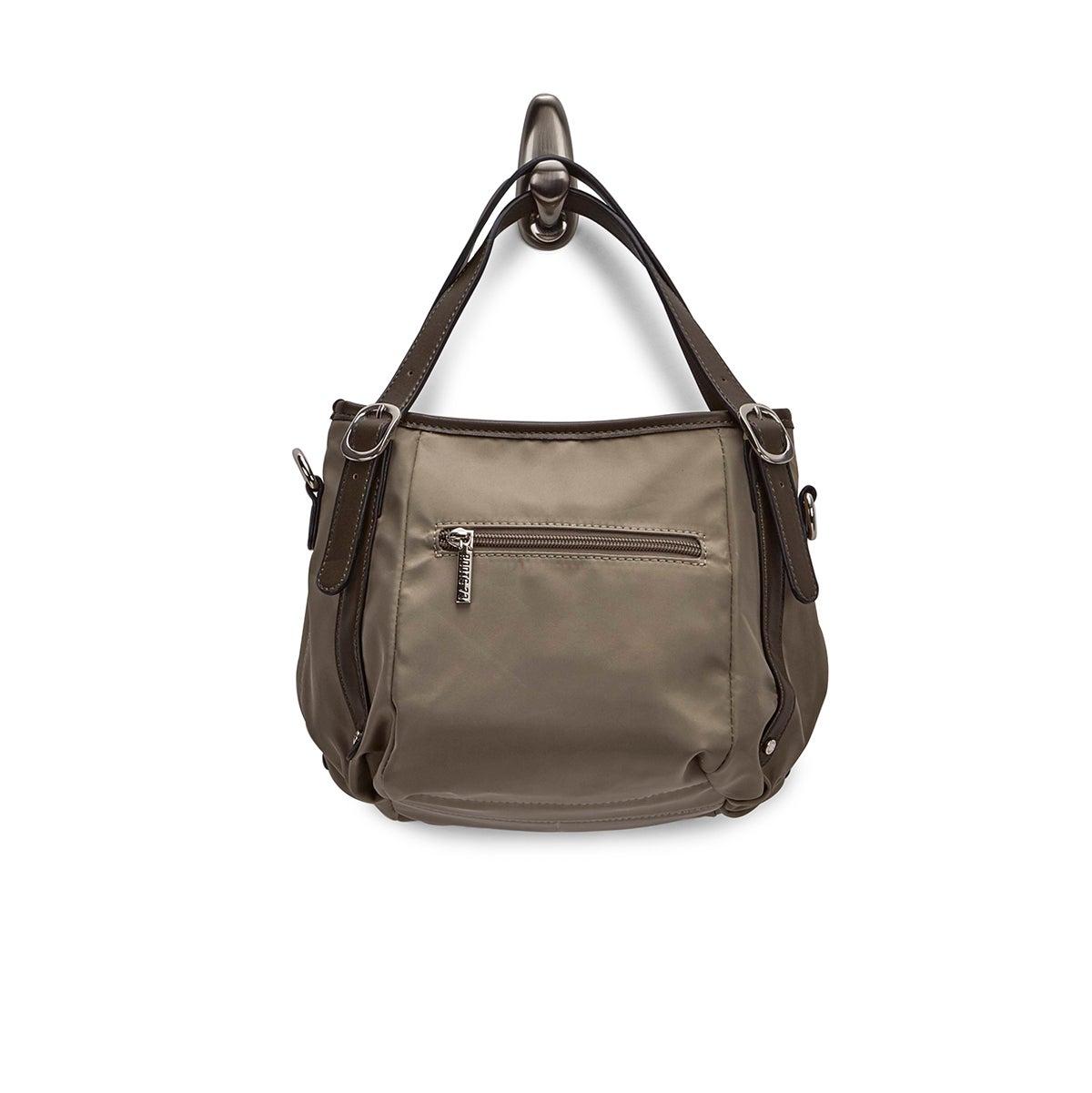 Lds Roots73 khaki small satchel