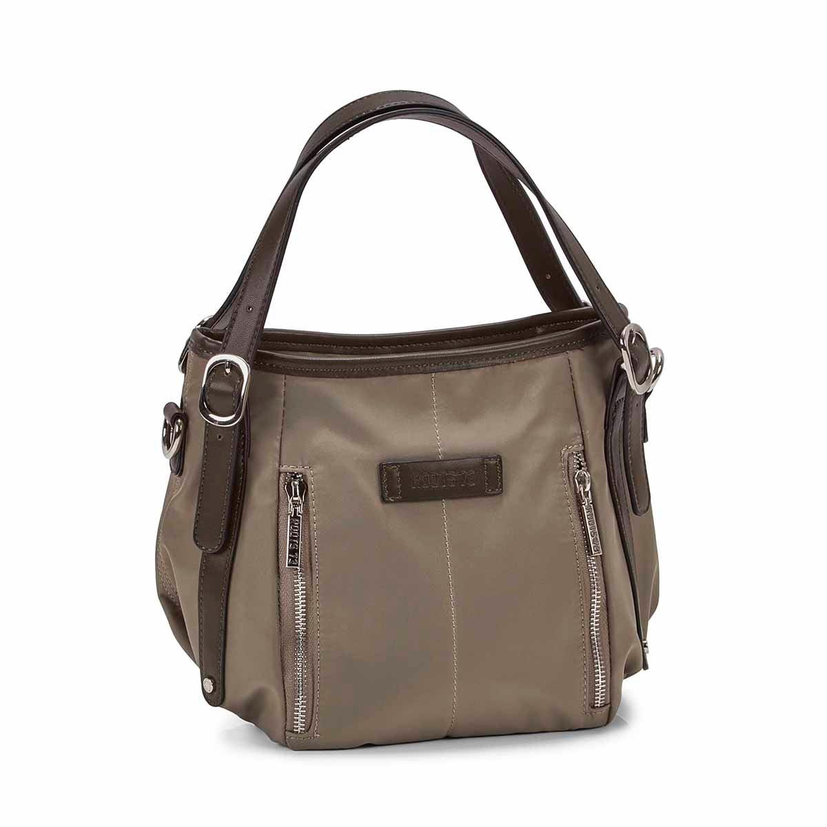 Women's R5298 khaki small satchel