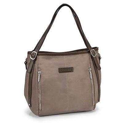 Roots Women's R5300 khaki tote bag