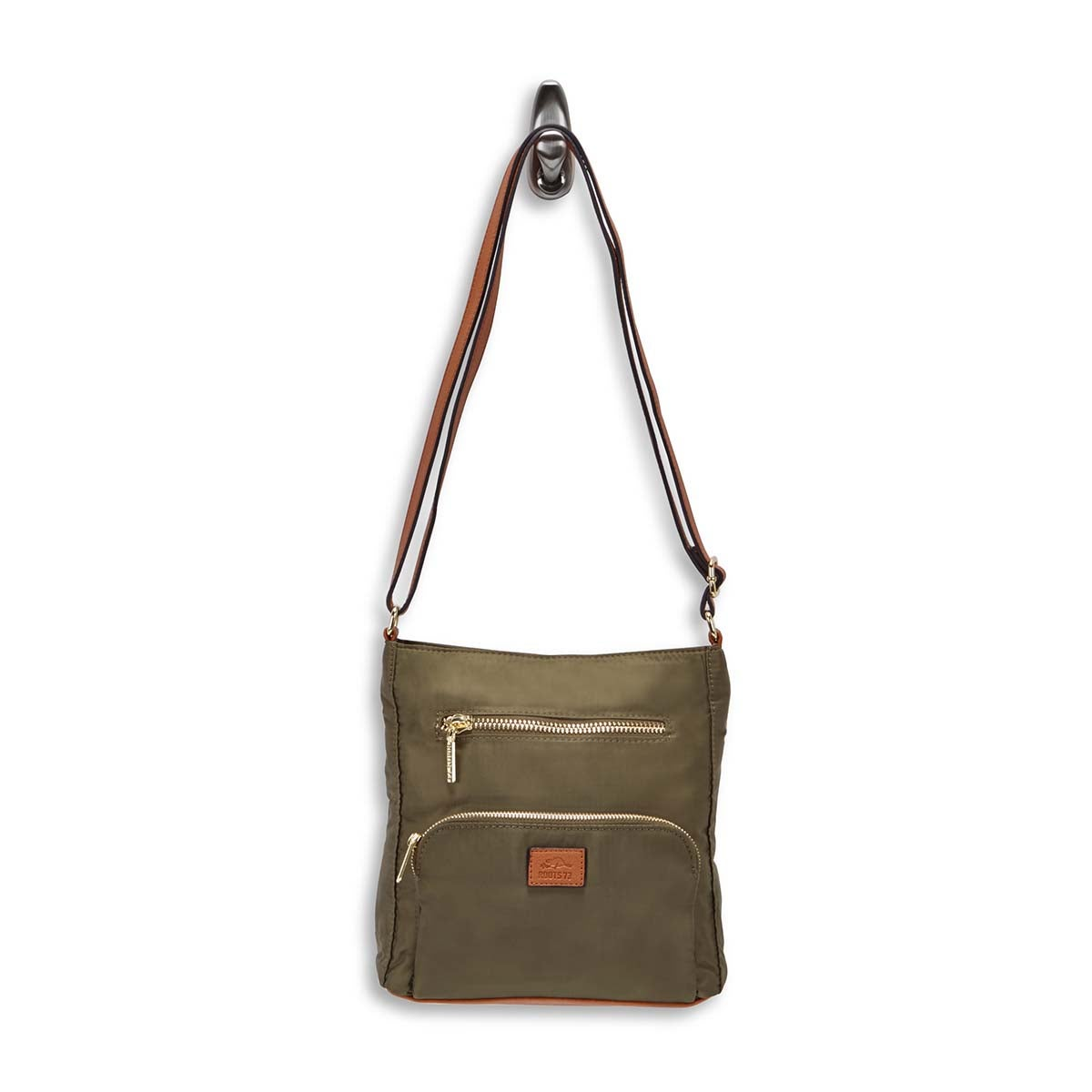 Lds Roots73 kki 2 front pocket crossbody