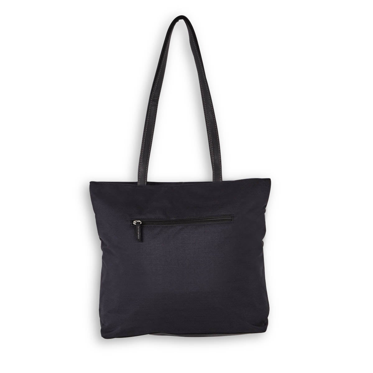 Lds Roots73 black large tote bag