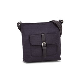 Roots Women's R5418 black crossbody bag