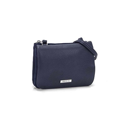 Roots Women`s R5456 navy mini crossbody bag