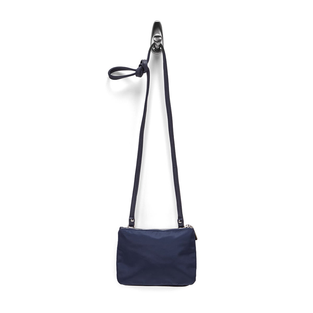 Lds Roots73 nvy mini crossbody bag