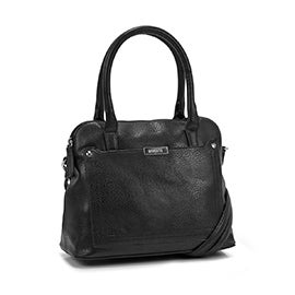 Roots Women's R5533 black satchel