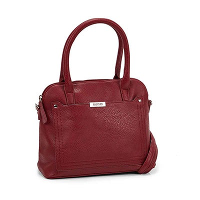 Roots Women's R5533 red satchel