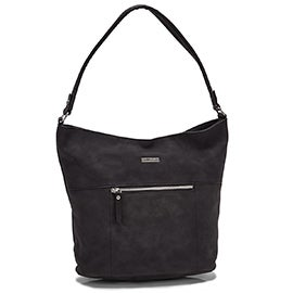 Roots Women's R5548 black hobo bag