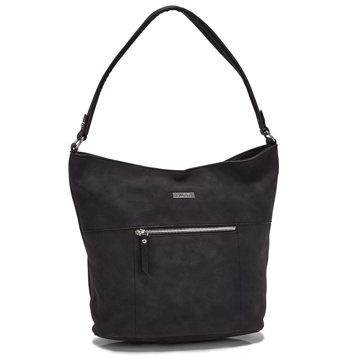 Women's R5548 black hobo bag