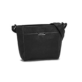 Roots Women's R5554 black shoulder bag