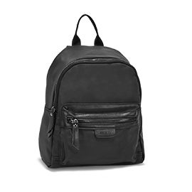 Roots Women's R5567 black mini backpack