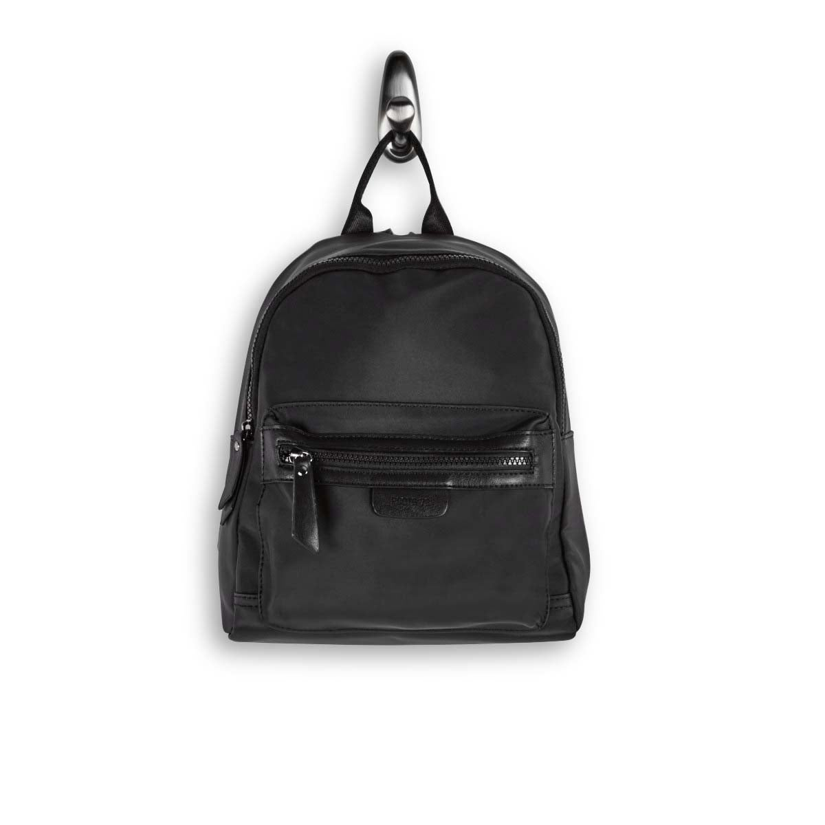 Lds Roots73 black mini backpack