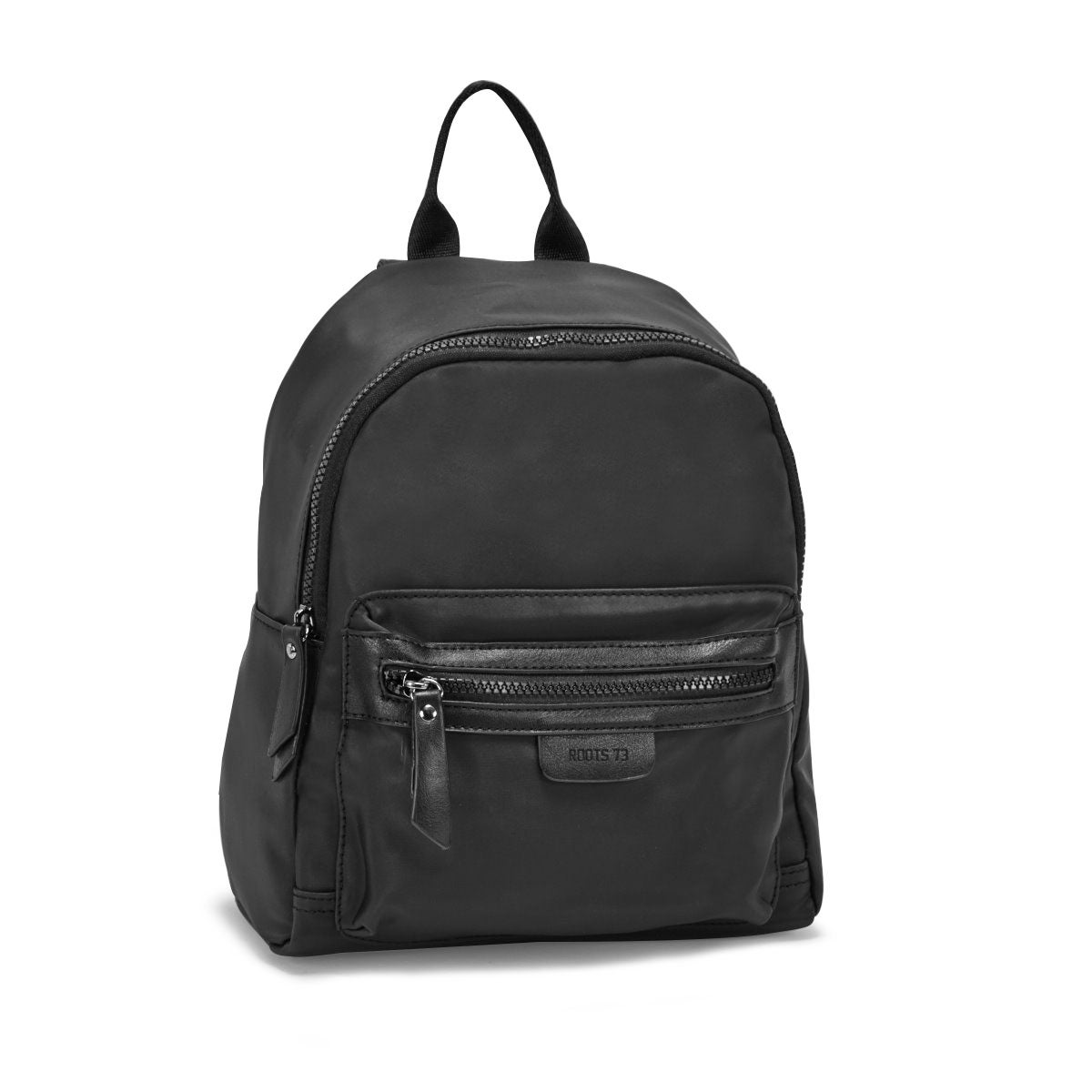 6cf7343ce2 Roots Women s R5567 black mini backpack
