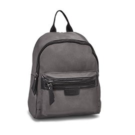 Roots Women's R5567 charcoal mini backpacks