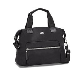 Roots Women's R5673 black shoulder bag