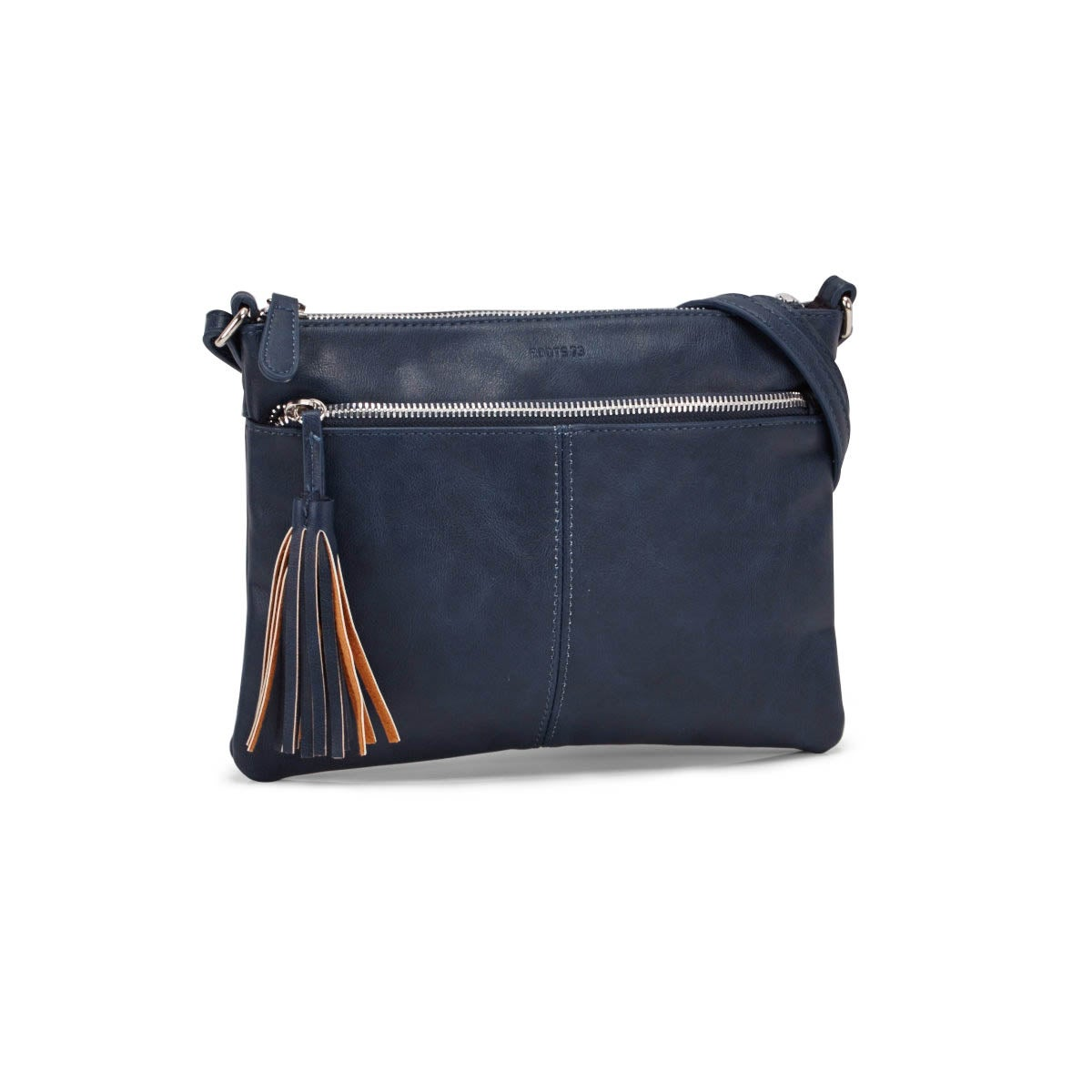 Lds Roots73 denim tassel crossbody