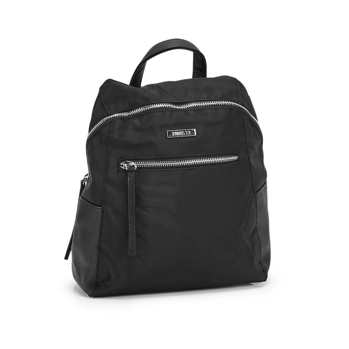 Lds Roots73 black mini backpack