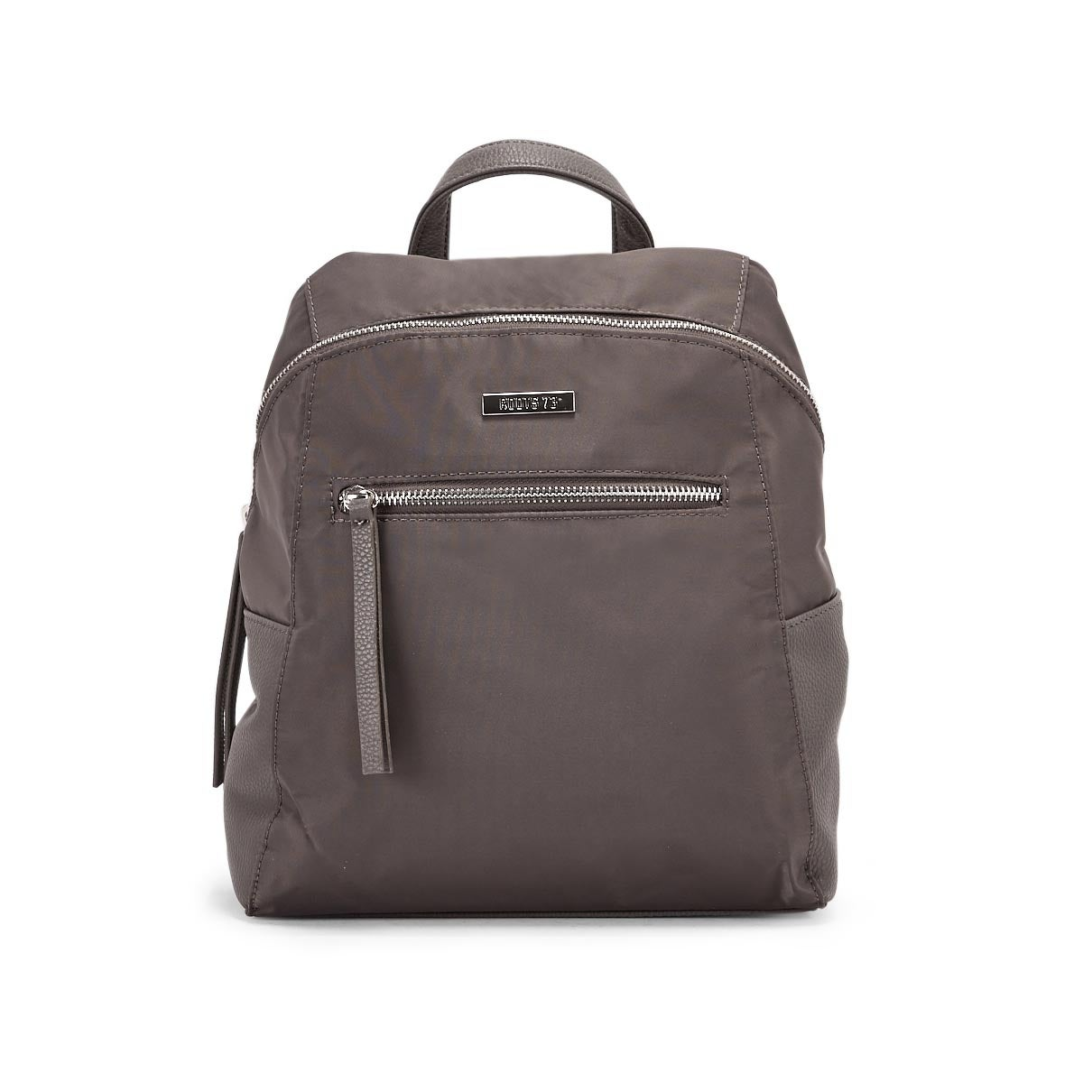 Lds Roots73 taupe mini backpack