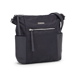 Roots Women's R5752 navy cross body bag