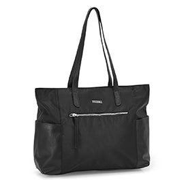 Roots Women's R5754 black business satchel
