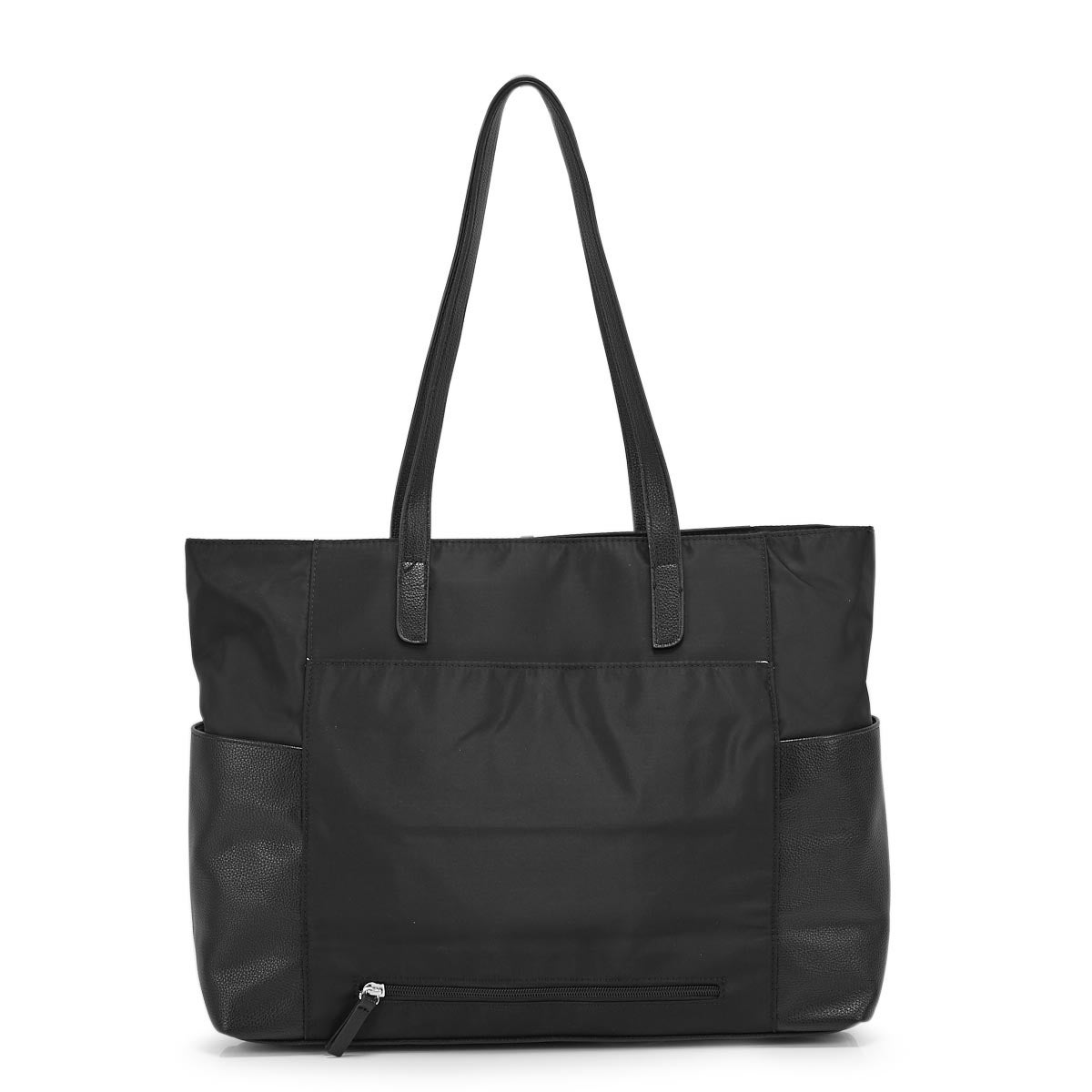 Lds Roots73 black business satchel