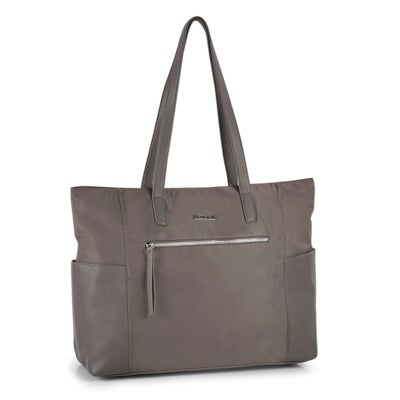 Roots Women's R5754 taupe business satchel