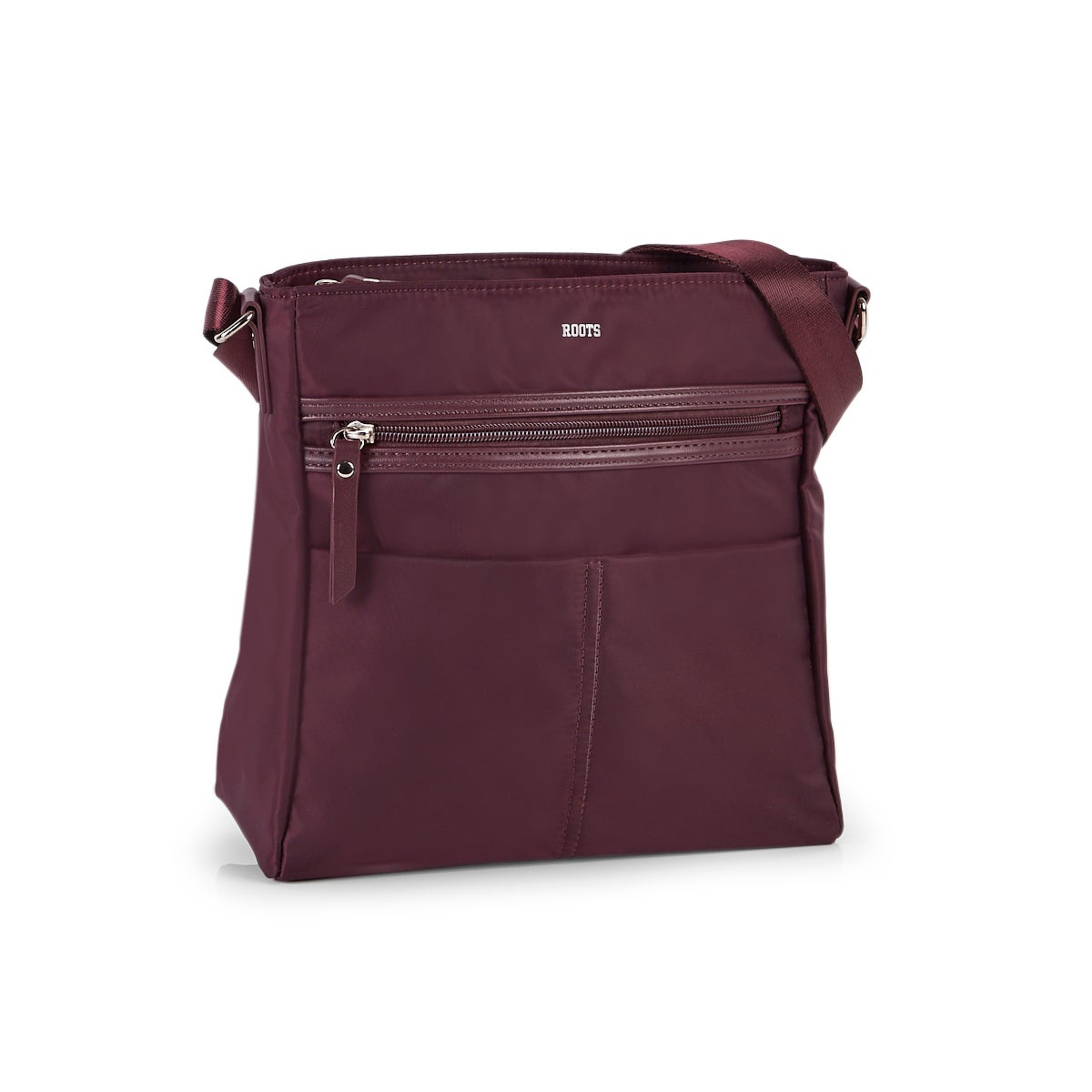 Lds Roots73 bgdy n/s mlti pckt crossbody
