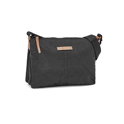 Roots Women's R5889 black crossbody bag