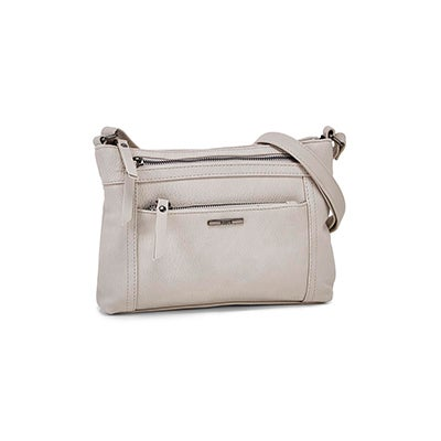 Roots Women's R5939 ivory cross body bag