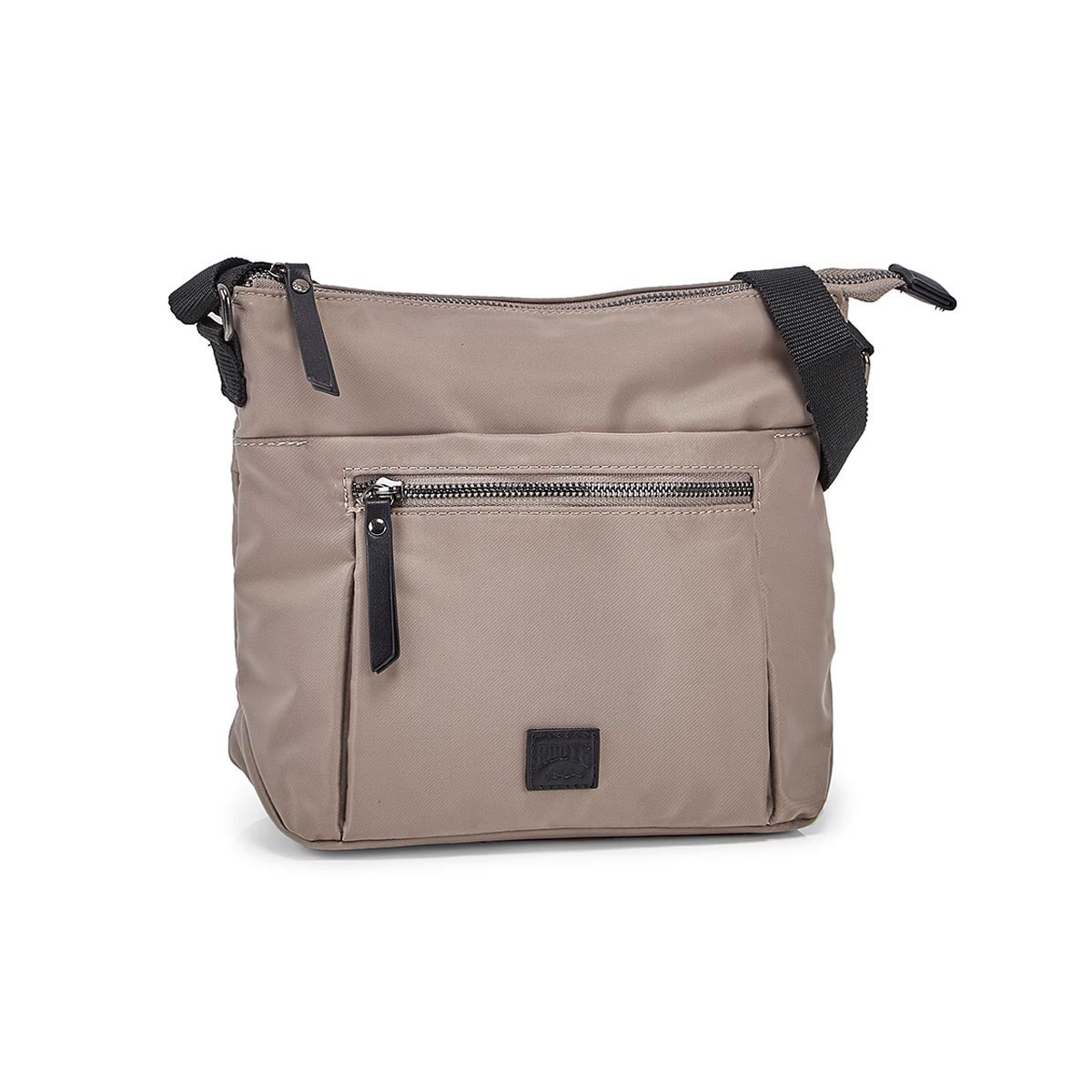 Lds Roots73 taupe n/s crossbody