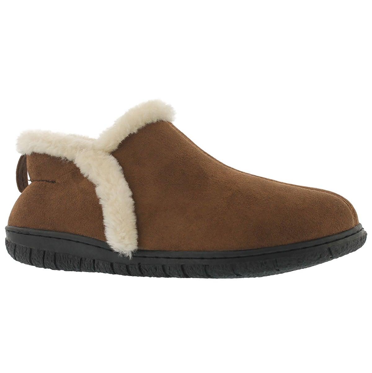 Lds Rachel tpe mem foam clsd bck slipper