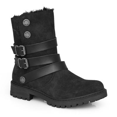 Lds Radiki SHR black casual boot